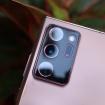 Dán camera Galaxy Note 20 Ultra - nền đen bóng - không ám xanh khi mở flash